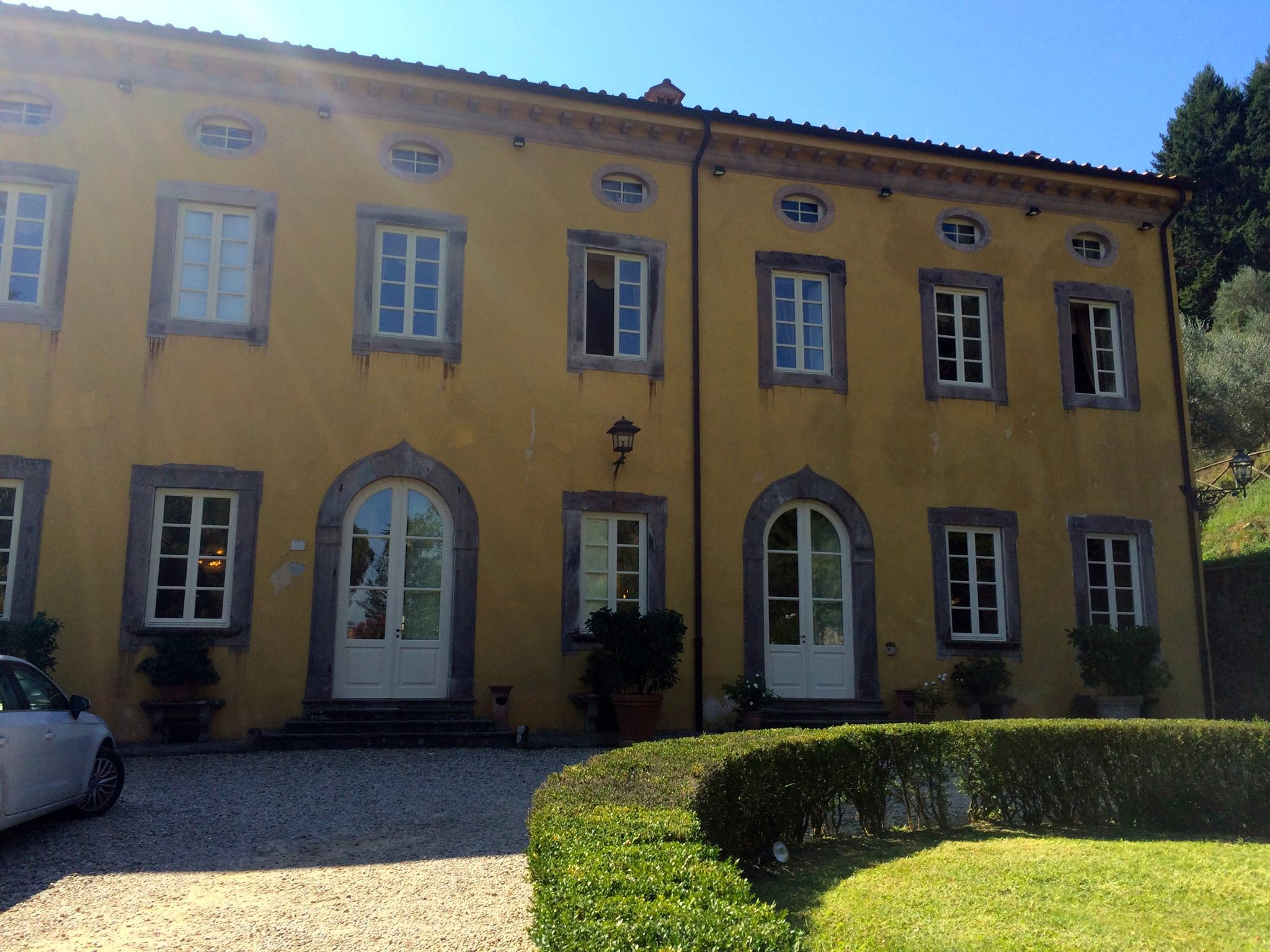 Villa Controni Italy, - A Trip to Tuscany, Itlay - The Pike's Place