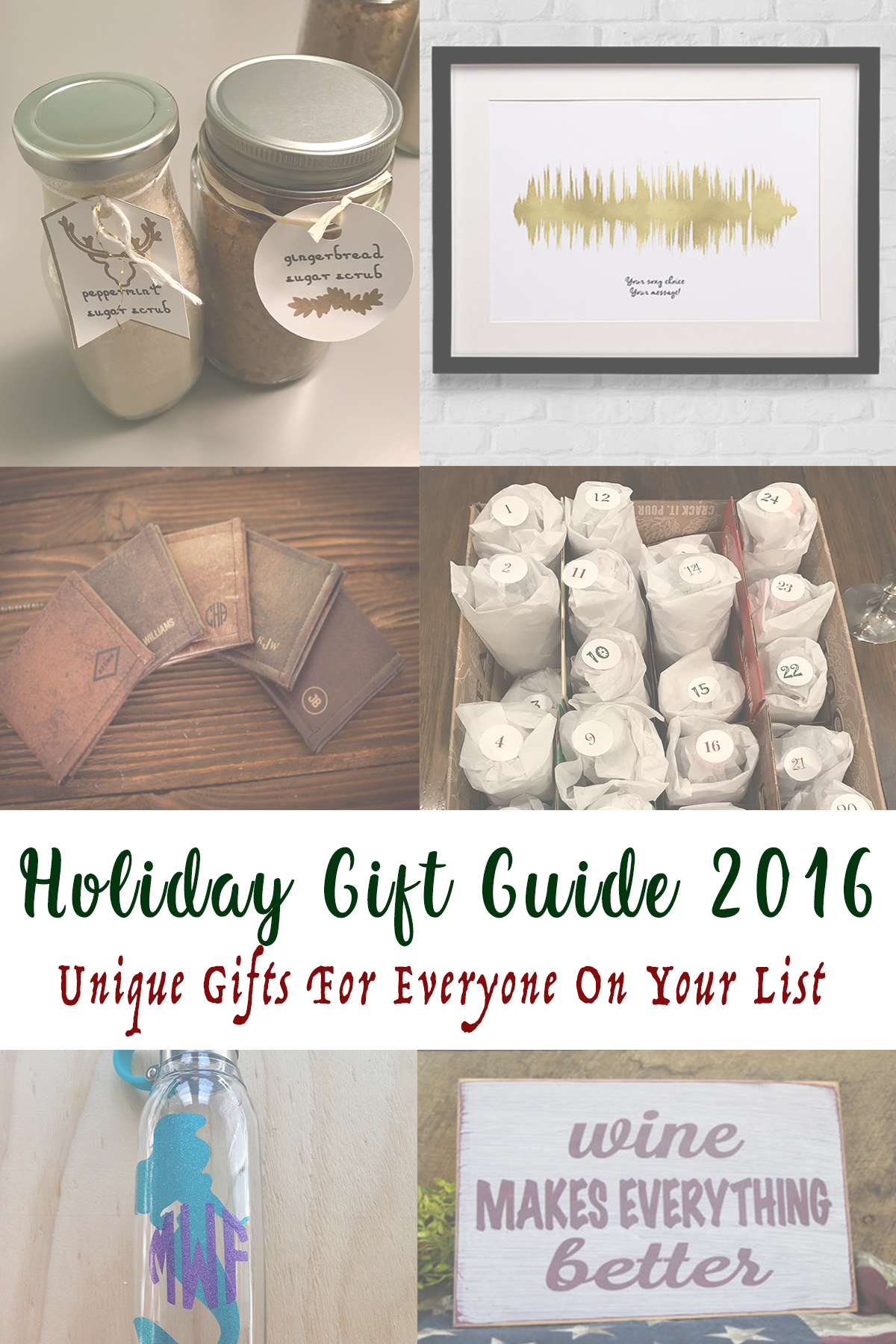 Great gift ideas to please everyone on your list