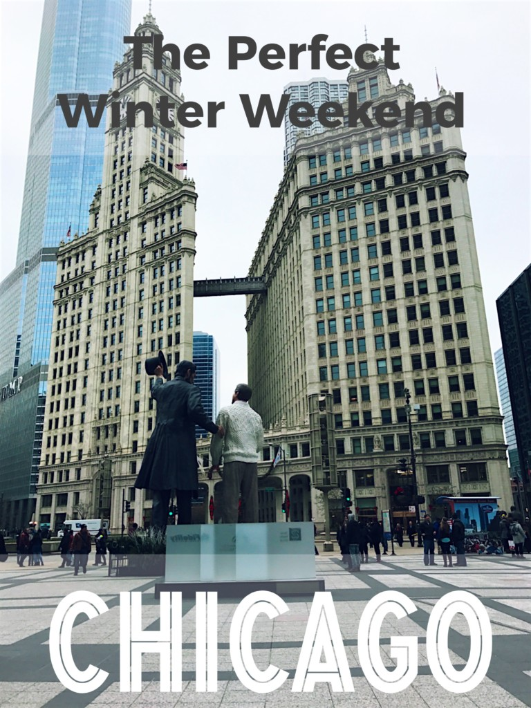 What to do, where to eat and see during a weekend in Chicago during winter.